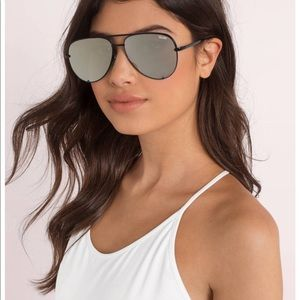 Accessories - Quay High Key Mirrored Sunglasses
